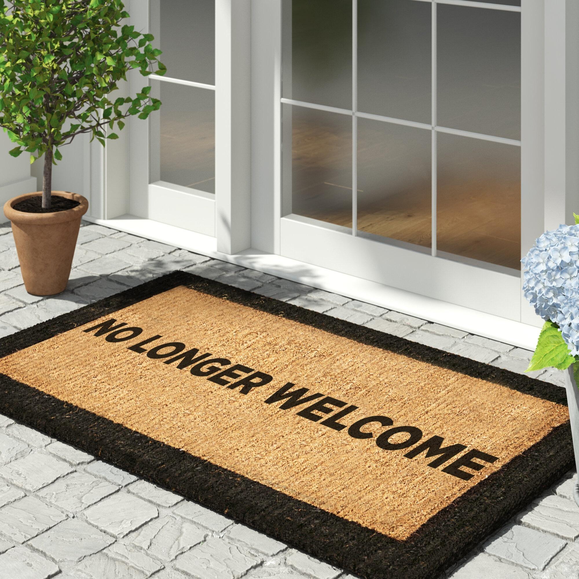 No Longer Welcome