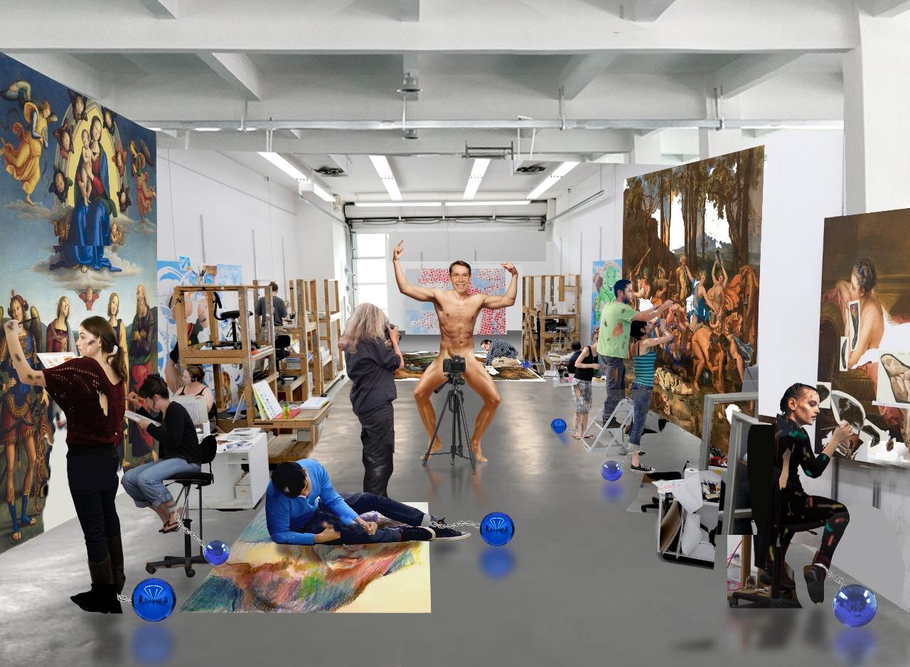 Koon's slave studio