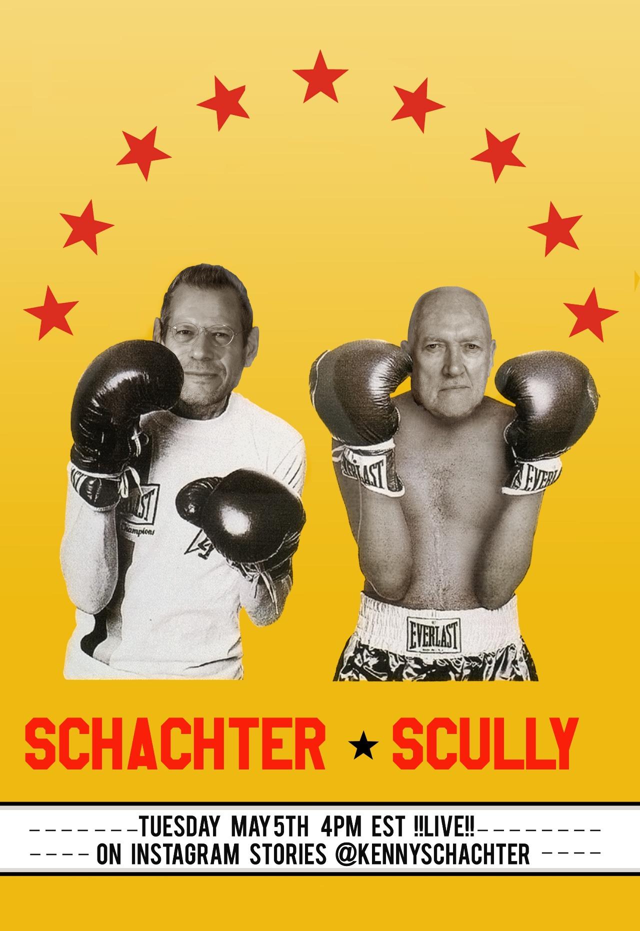 Schachter Scully match